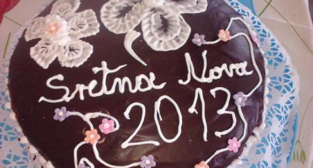 Moja novogodišnja torta - PROČITAJTE