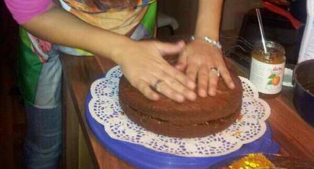 Sacher torte - slika