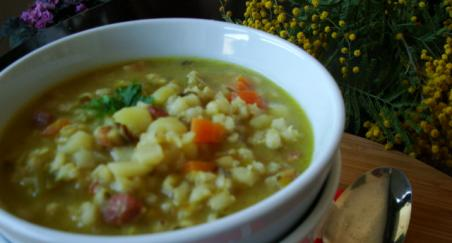 Gusta juha od ječma/geršla - PROČITAJTE