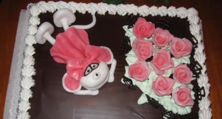 Kinder pinguin torta