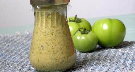 Zeleni ajvar od rajčica - PROČITAJTE