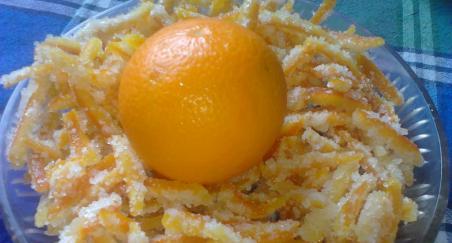Arancini (Zašećerena narančina kora) - PROČITAJTE