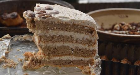 Starinska torta od oraha u obliku Panja - PROČITAJTE