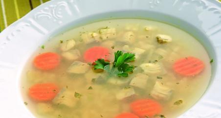 Bistra riblja juha na mornarski - PROČITAJTE