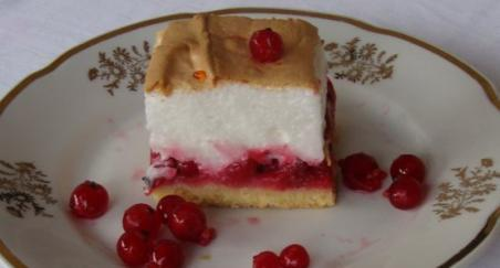 Damski kapric (kolač s ribizlom) - PROČITAJTE
