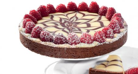 Torta s malinama i bijelom čokoladom - PROČITAJTE
