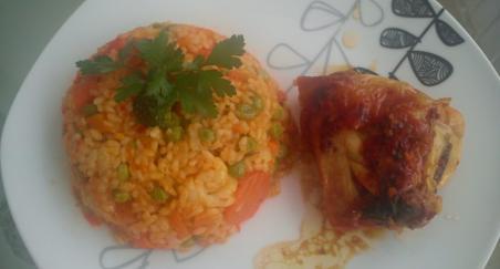 Rižoto s povrćem