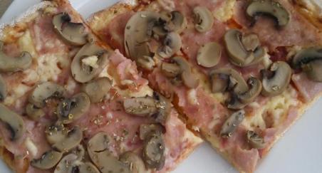 Domaća pizza s gljivama - PROČITAJTE