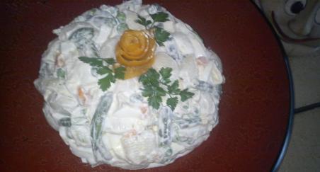 Salata od makarona s povrćem - PROČITAJTE