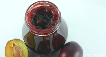 Džem od pečenih šljiva