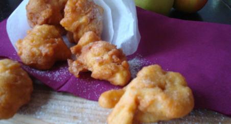 fritule s jabukama - PROČITAJTE