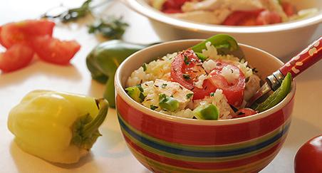 Ljetna salata s piletinom - PROČITAJTE