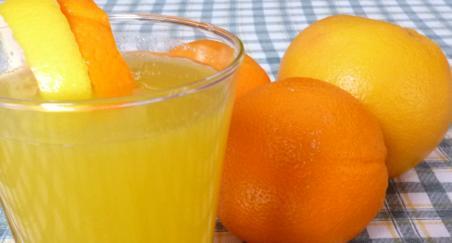 Prirodni sok od citrusa - PROČITAJTE