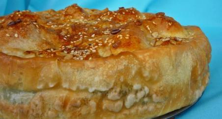 Uskršnja pita sa špinatom i sirom - PROČITAJTE