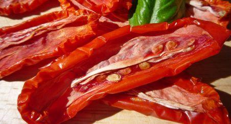 Sušene rajčice (paradajz) - PROČITAJTE
