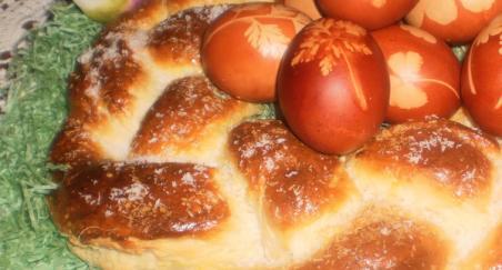Uskrsna pletenica - gnijezdo - PROČITAJTE