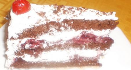 Schwarzwald torta - PROČITAJTE