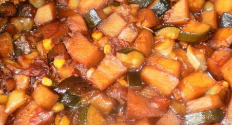 Krumpir s povrćem iz pećnice