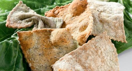 Krekeri sa začinskim biljem - PROČITAJTE