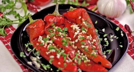 Pečene paprike - osnovni recept i ideje za daljnju pripremu -...