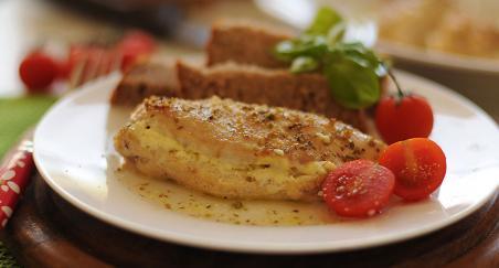 Piletina sa sirom i lukom - PROČITAJTE