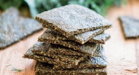Biljni sjemenkasti krekeri - PROČITAJTE