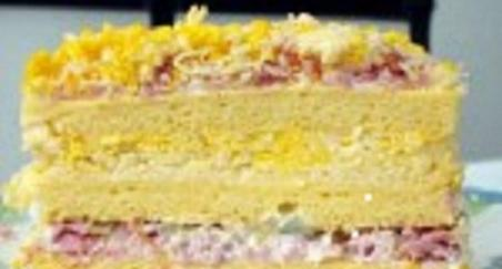 Recepti - Slana torta
