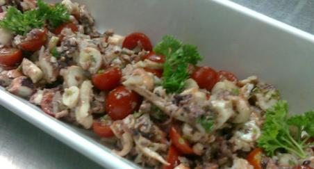 Salata od hobotnice 2 - PROČITAJTE