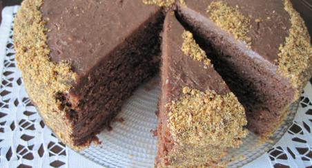 Sočna čoko torta - PROČITAJTE