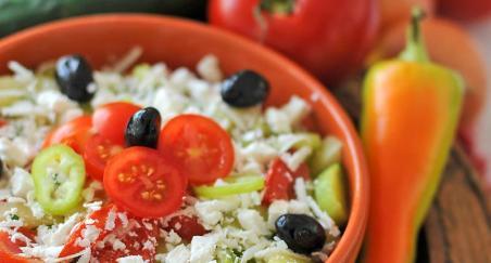 Recepti -Šopska salata
