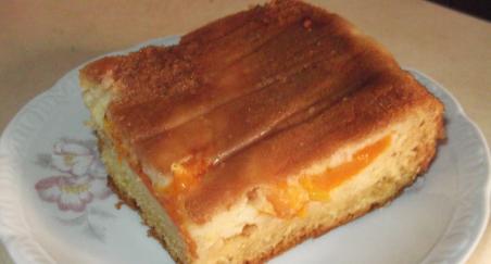 Voćni kolač sa kajsijama - PROČITAJTE