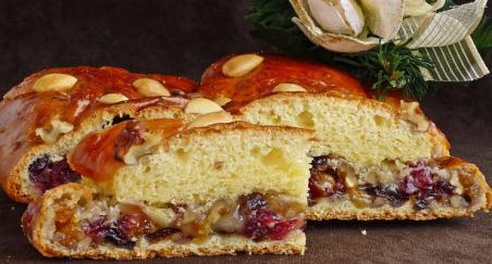 Božićni voćni kruh - PROČITAJTE